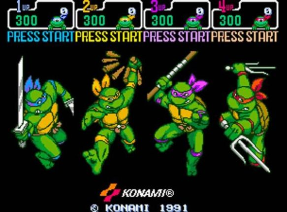 tmnt screen shot 2