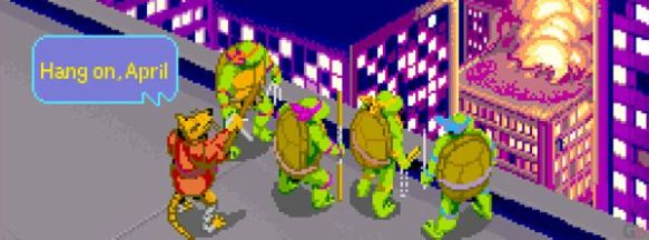 tmnt screen shot 3