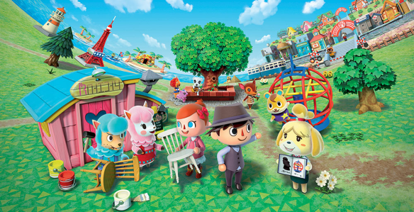 animal crossing pic