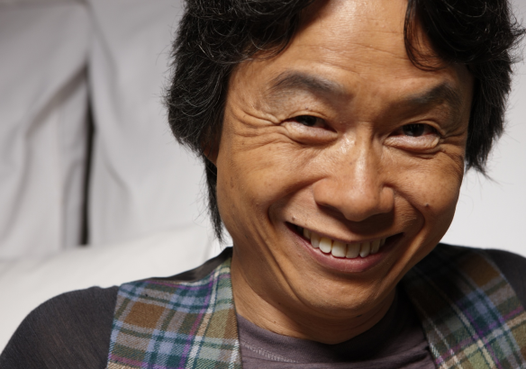 miyamoto face