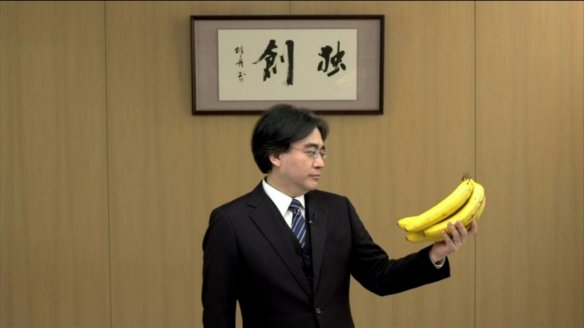 Iwata-and-the-Bananas